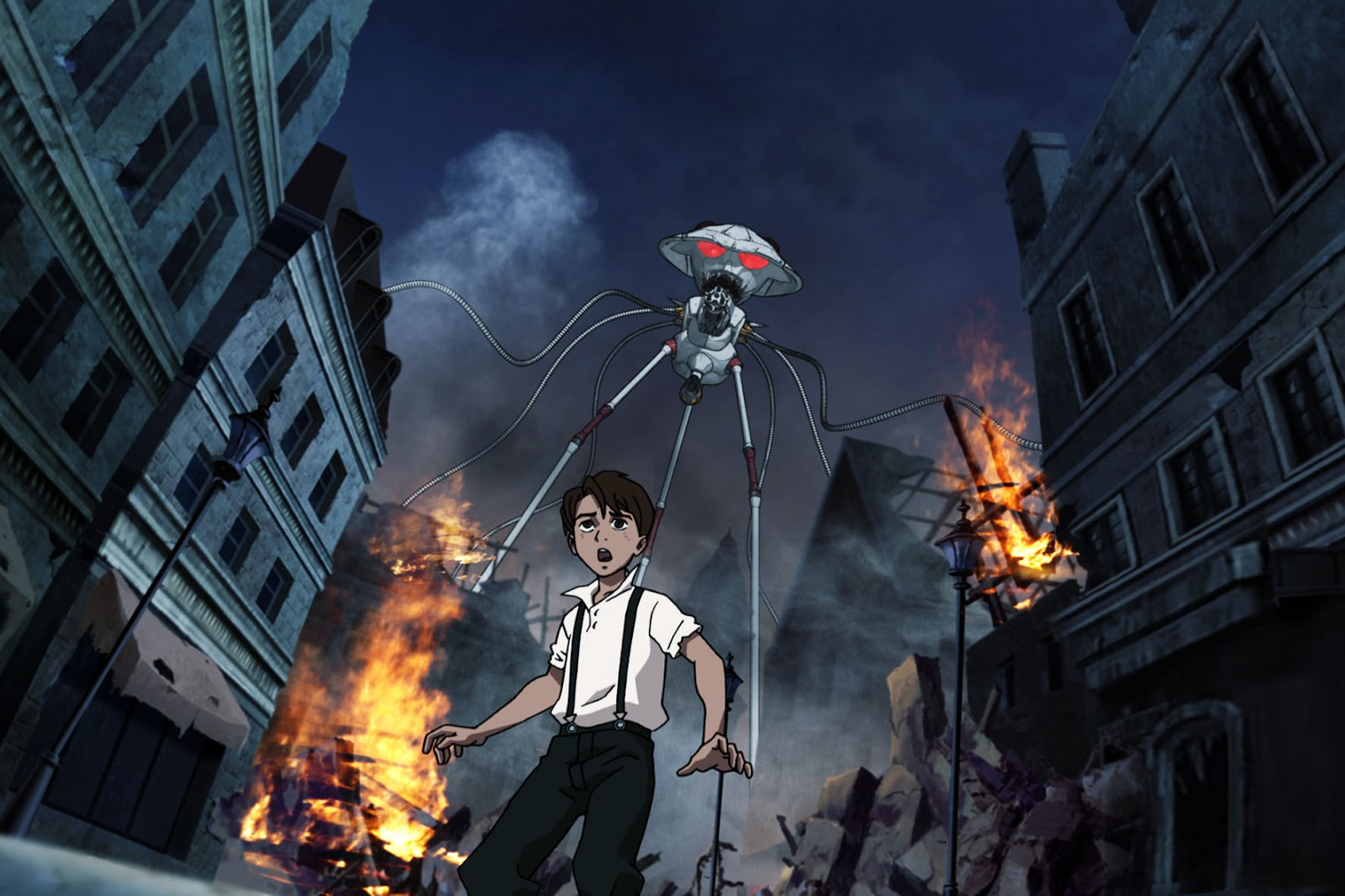 You heard of this movie its because of the news that war of the worlds