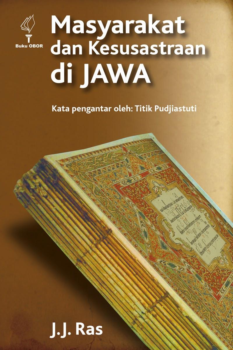 Masyarakat dan Kesusastraan di JAWA