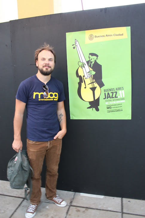 Jazzfestival i byen