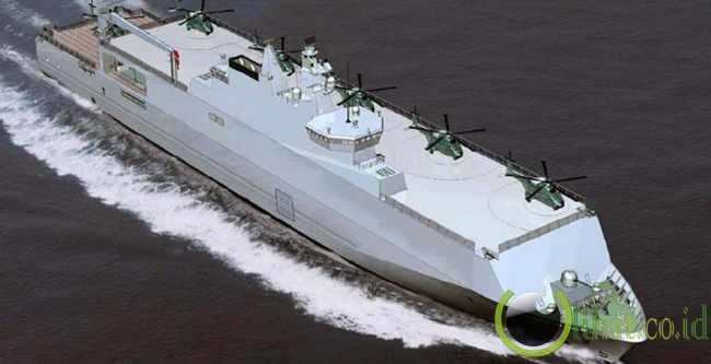Kapal Induk Helicopter