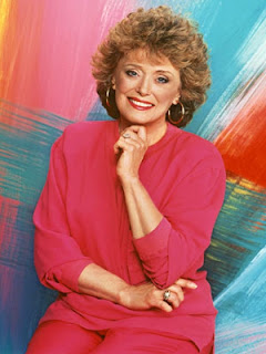 Rue McClanahan, Blanche Devereaux, The Golden Girls