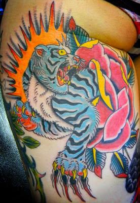 Tattoo of alt=