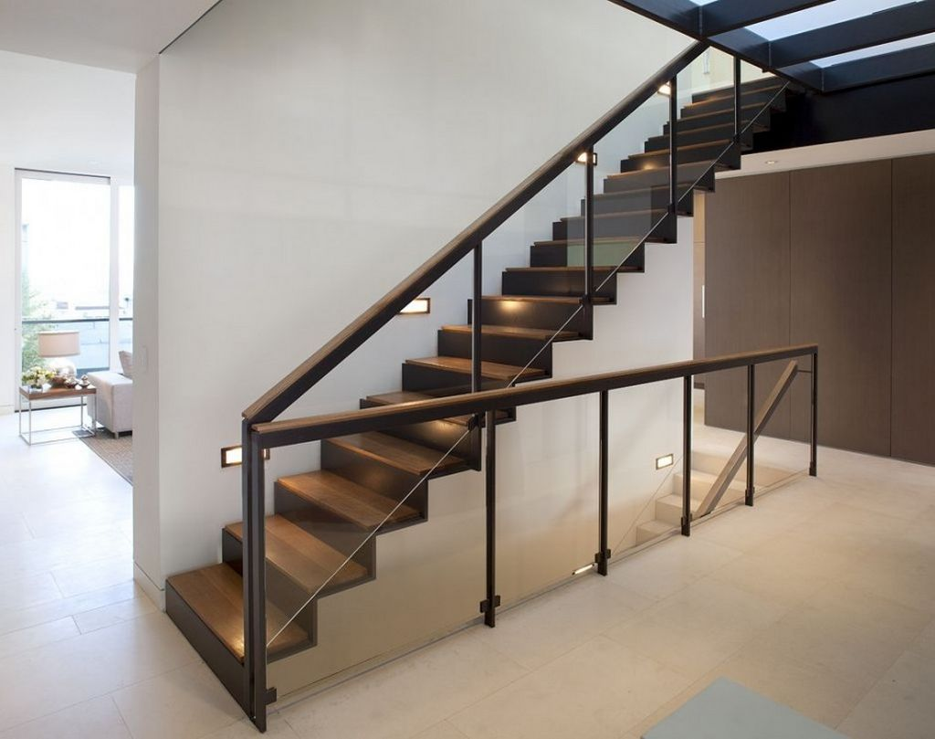 ... To A Masterpiece Of Design; A Mere Passage On To Upper Stories Of The  House, Rather Than A Center Point In Their Right. Contemporary Staircases UK