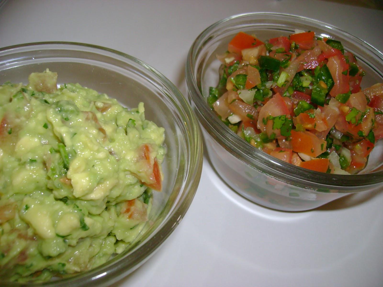 ... Chillies - Recipes. Reviews. Giveaways.: Guacamole and Pico de Gallo