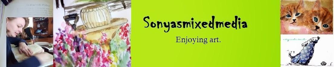 Sonyasmixedmedia
