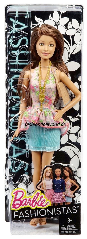 Barbie Fashionistas 2015 Rosa Em ser lanado um novo