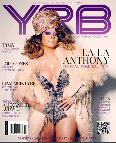 urban style,fashion,Lala Anthony,designer, Carmelo Anthony, YRB,photoshoot