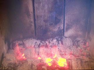 Holzbriketts - brykiet kominkowy
