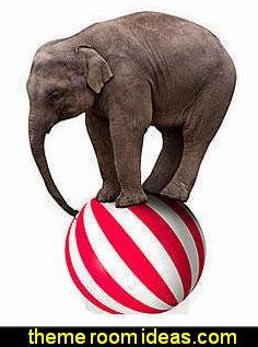Circus Elephant Standee