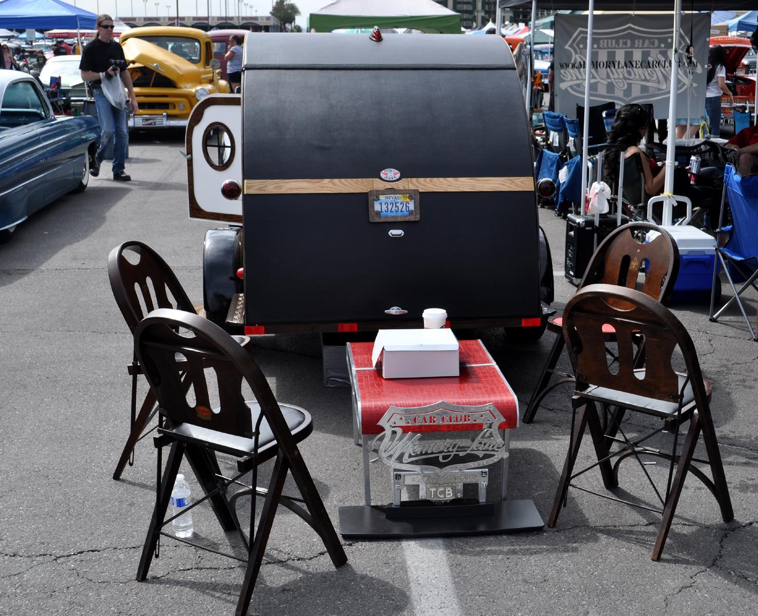 Karsoo Cool Camping Set At Viva Las Vegas