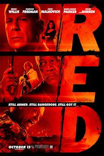 Red - Kırmızı izle