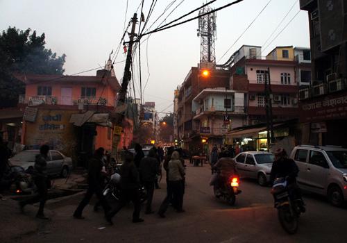 インド旅行記(2013年) デリー・アグラ・ジャイプールを一人旅