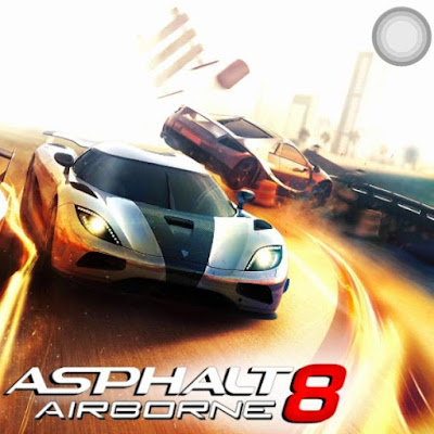 Asphalt 8 Airborne Highly Compressed Android Game Download 10MB