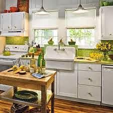 Isla de cocina para espacios reducidos
