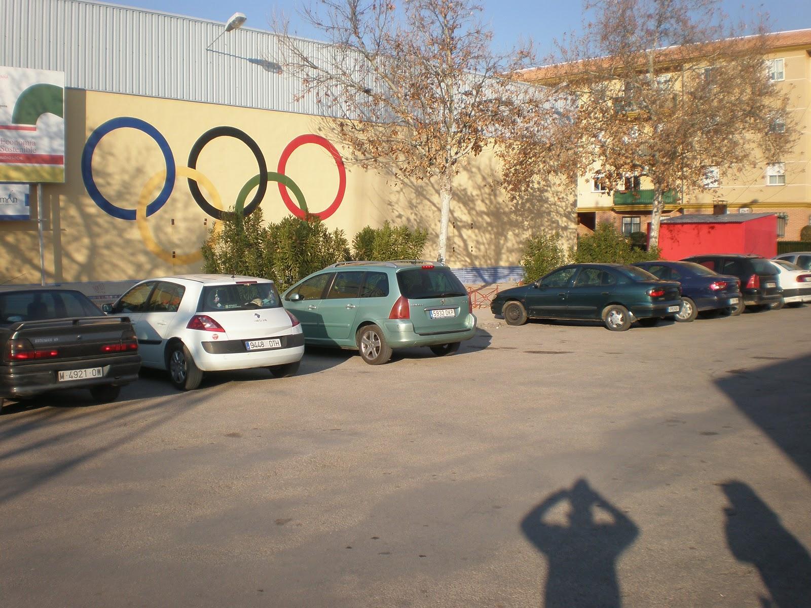Act f sico deportivas personas con discapacidad - Polideportivo manzanares el real ...