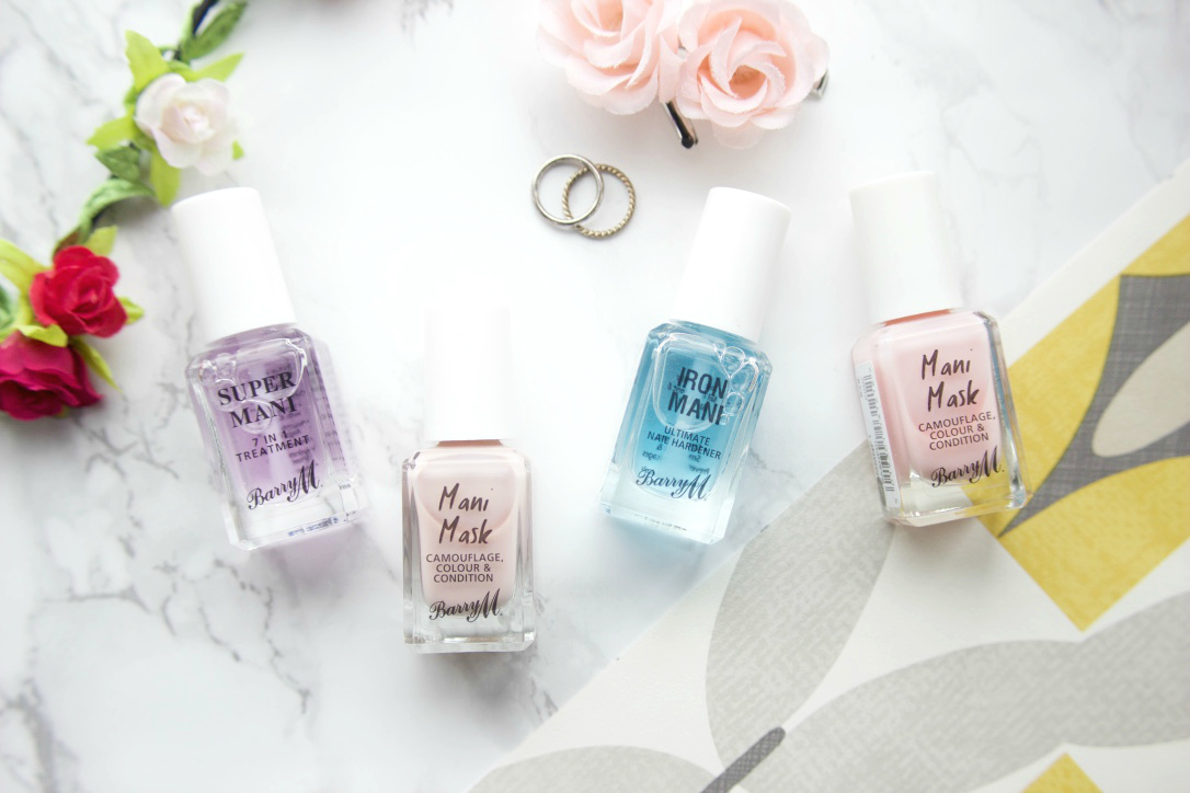 Barry M Nail Care Range