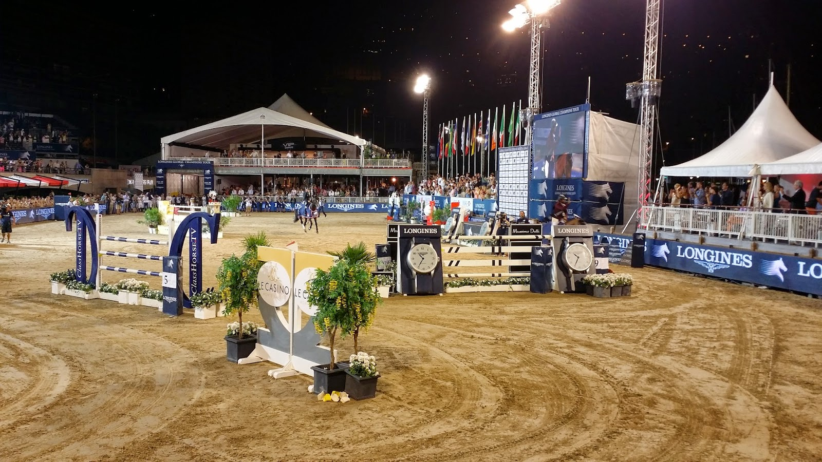 LONGINES Conquest, Global Champions Tour 2014 Montecarlo