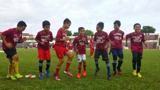 1MCC Astro Kem BOLA Teruskan Pencarian Bakat Muda Sebagai Pelapis Pemain Bola Sepak Malaysia