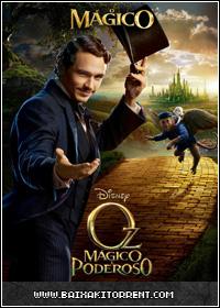 Capa Baixar Filme Oz: Mágico e Poderoso Dublado   Torrent Baixaki Download