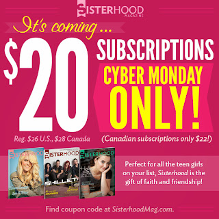 http://www.sisterhoodmagazine.com/Contest-pages/It-s-Coming!