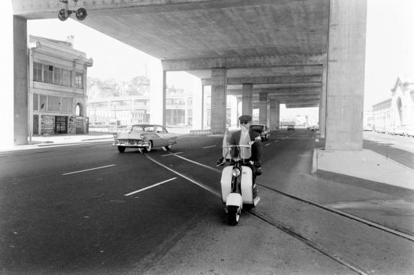 Scooter Squabble in California