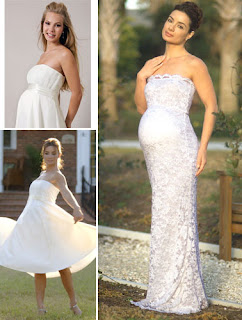 Vestidos de Novia Embarazada, parte 2