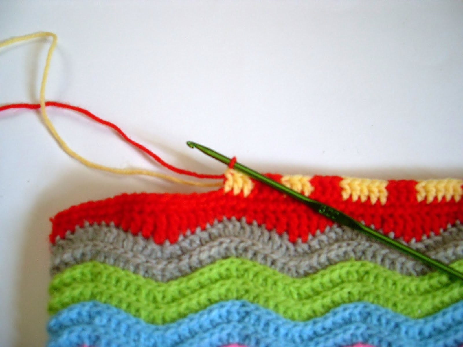Crocheting Letters Tutorial : Crochet.is.Fun: Tutorial: how to crochet alphabet