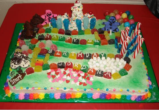 New York Style Birthday Cakes