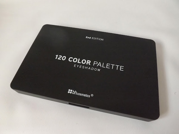BH Cosmetics 120 Color Palette 2nd Edition