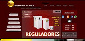 Sitio Oficial Grupo Difralsa