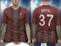 PES 2016 Tattoo Pack update Desember 2015