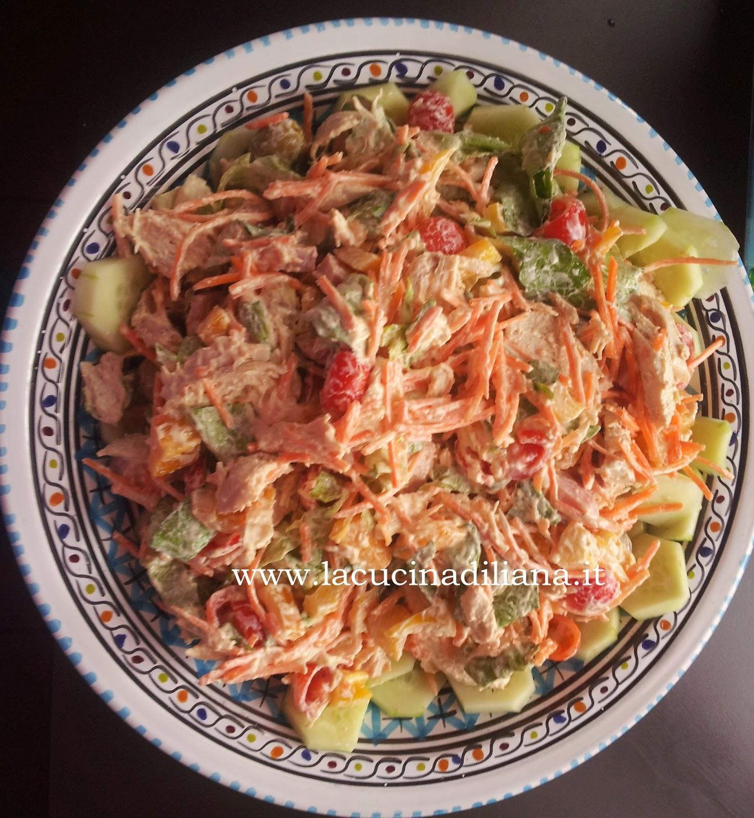 E si pu² anzi si deve preparare in anticipo La ricetta ¨ del blog di Una Naturalista in cucina