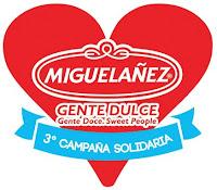 Miguelañez Gente Dulce 3ª Campaña solidaria