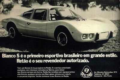 propaganda Retão com Bianco S - 1977. propaganda anos 70. propaganda carros anos 70. reclame anos 70. Oswaldo Hernandez.. Volkswagen