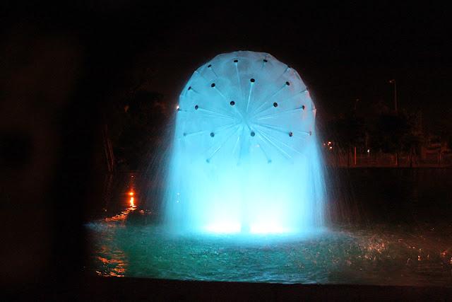 thiết bị vòi phun sphere and hemisphere - quả cầu nước