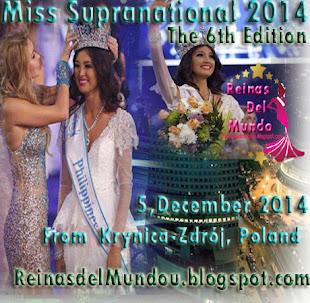 Disfruta Nuestra Cobertura de Miss Supranational 2014, Haciendo Click en la Imagen