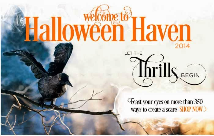grandin road has opened the coffin lid on its halloween haven shop theres lots to see - Grandin Road Halloween Haven
