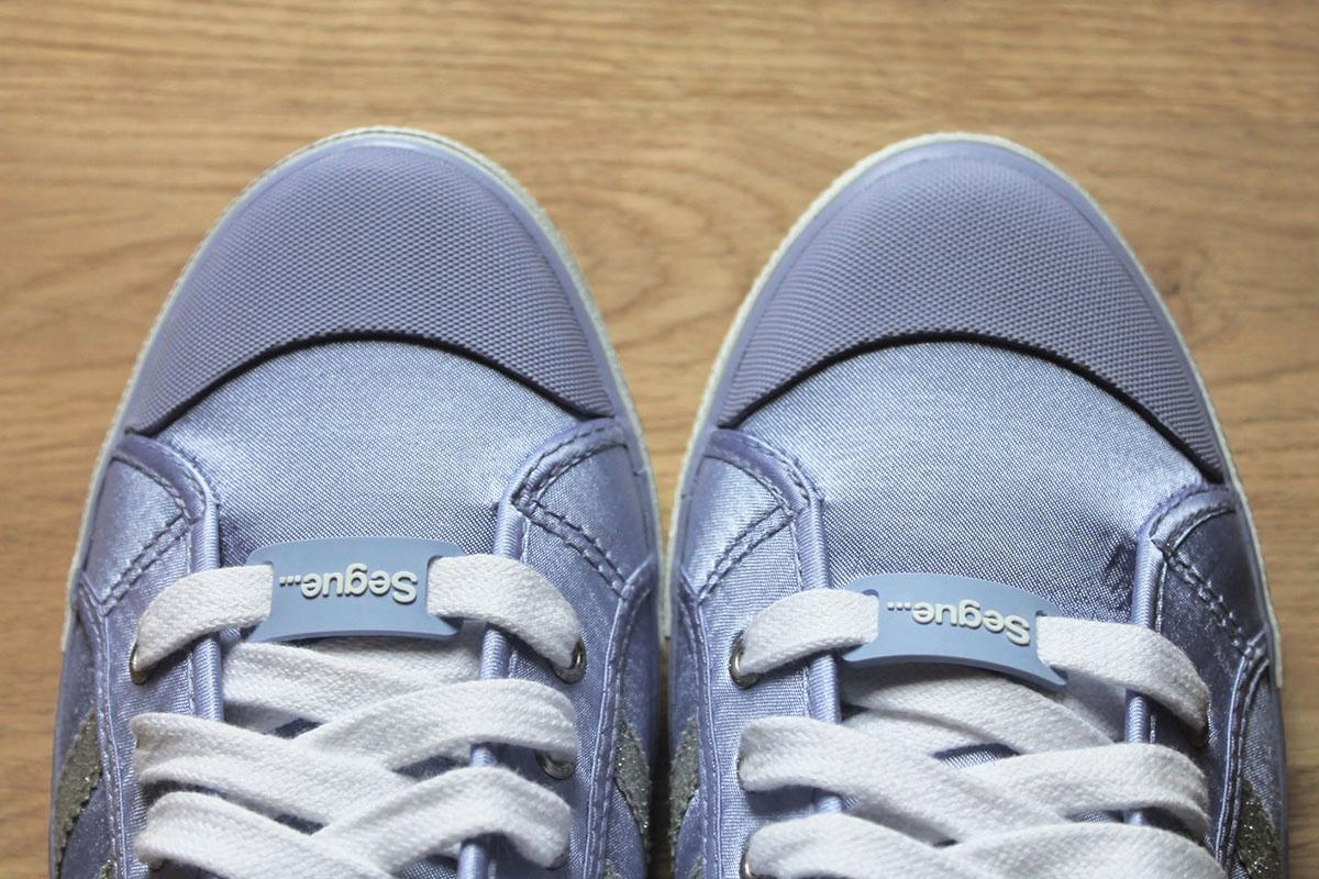 Segue, glitter sneakers, Italian brand, low cost, style, fashion