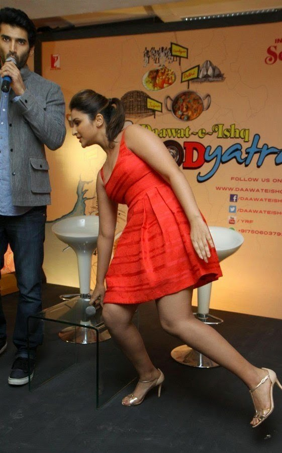 Think, that Parineeti chopra hot legs