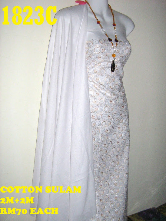 CS 1823C: COTTON SULAM MATCHING, 2M+2M