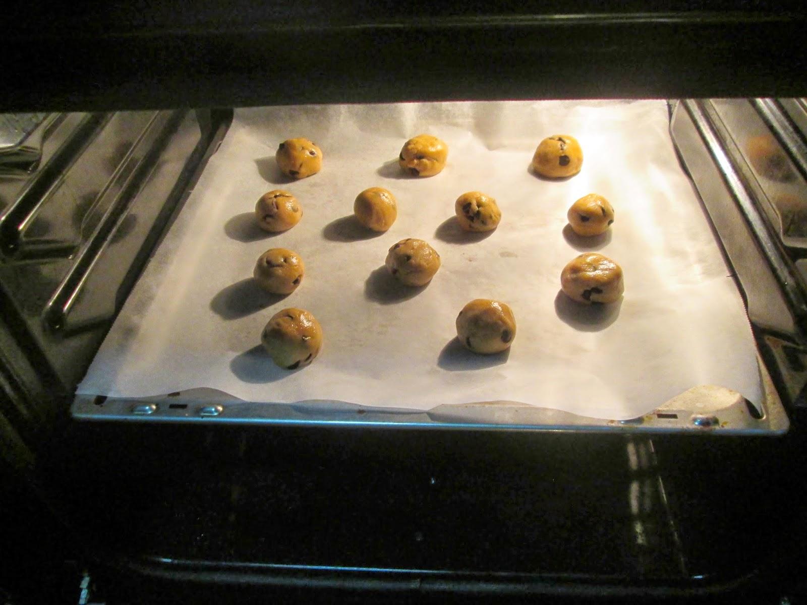 las mejores cookies con chocolate