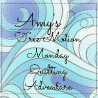 It's a Free Motion Quilting Adventure!