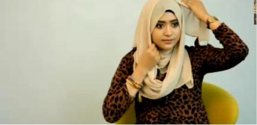 Cara Memakai Jilbab 2013 | HAIRSTYLE GALLERY