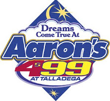 Race 10: Aaron&#39;s 499 at Talladega
