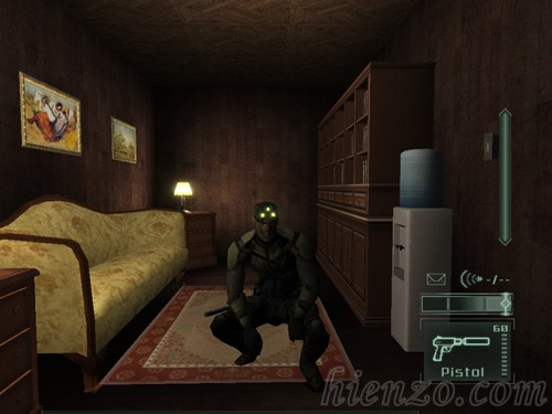 Splinter Cell - Pandora Tomorrow (1)