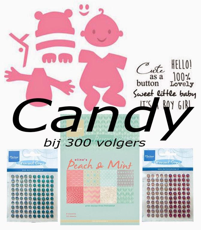 Candy - tot 30 april