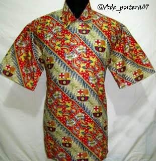 Batik Barca
