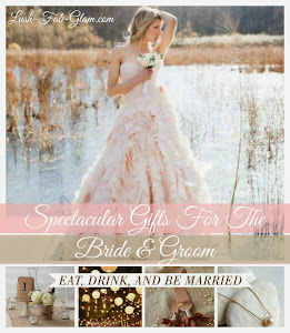 Fab Deals Feature: Spectacular Wedding Gifts For The Bride & Groom.