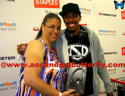 Ascending Butterfly, Nick Cannon, N-Tune NCredible Monster Headphones