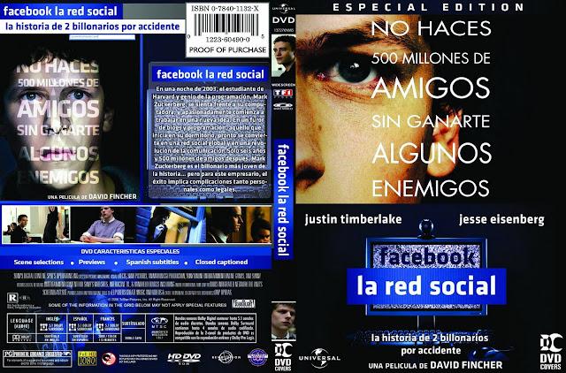 La Red Social Dvd